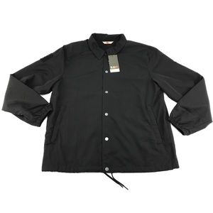 5.11 Tactical Mens Raghorn Coaches Black Jacket L